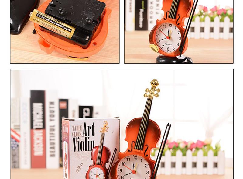 car digital clock lit parapluie pendulum of clock small desk clock clock for desk islamic wall clock retro wall clock mechanical table clocks table date (7)