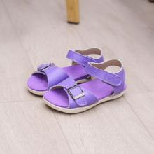 Children Sandals For Boys Baby Girls Mini Princess cork flip flops 2016 Summer Kids Non-slip Soft Slippers Clip Toe Beach