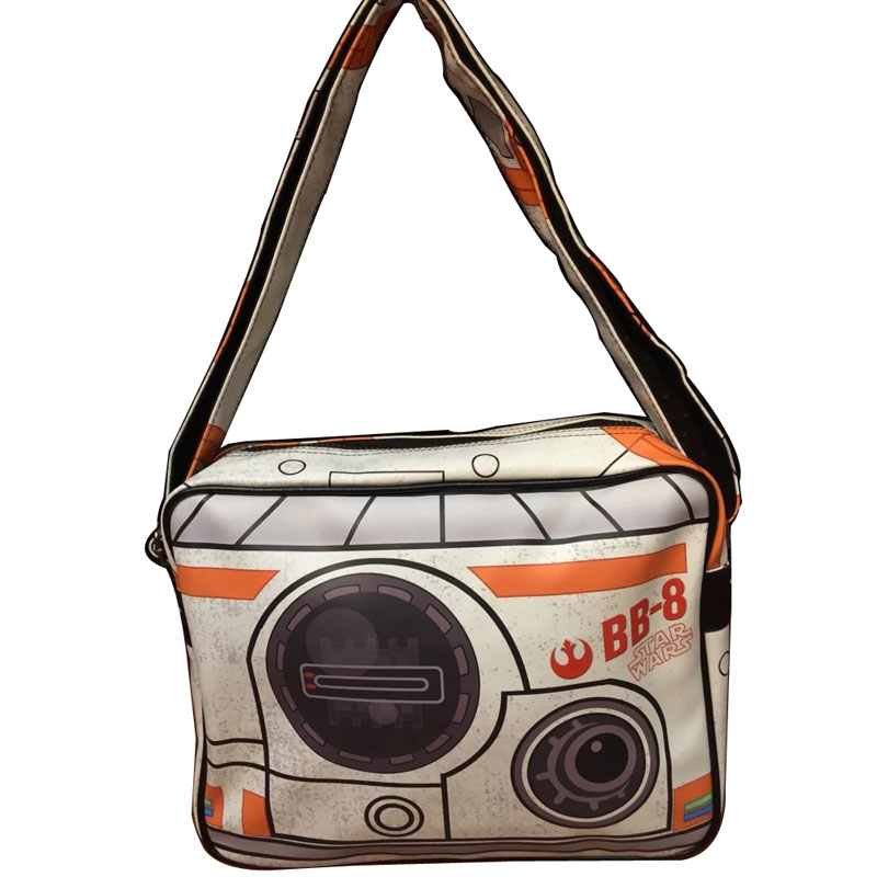 DC Marvel Comics Casual Shoulder Bags Anime Hero Movie StarWar Star Wars Messenger Bags Men Women Cool Purse bolsa Leather Bags<br><br>Aliexpress