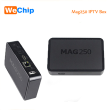 10pcs/lot Linux mag250 IPTV box Wifi USB Connector Cable Without Account European Smart Tv Box Operating System Support IPTV