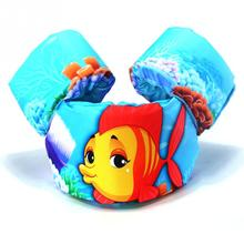 Cartoon Life jacket for Kids Age 2-7 Foam Sponge Buoyancy Buoy Aids Floating Arm Swim Rings Baby Life Vest Life Jacket(China)