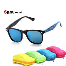 Samjune Kids Sunglasses Boys Baby Sunglasses Girls Children Glasses Sun Glasses For Boys Gafas De Sol