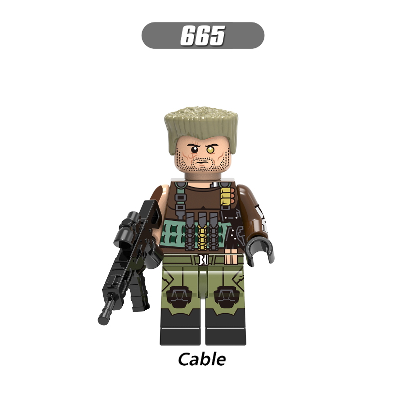 XH665-Cable