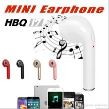 Mini In-ear Bluetooth Earphone Wireless headset invisible earphone  stereo earbud music earpiece With Mic for iPhone Samsug