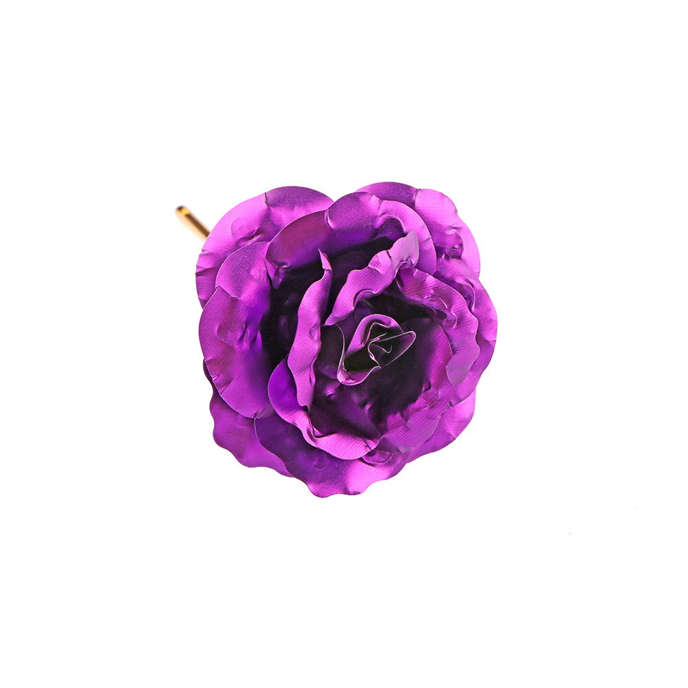 100 Artificiales Boda Rose Madre Flores Rosas Rojas Pk