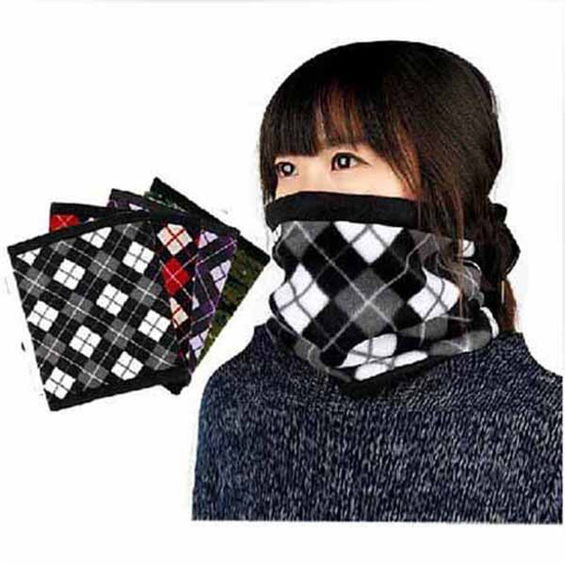 Women winter spring autumn warm Wai neck scarf skiing male universal sets of multi - purpose collar adult scarves