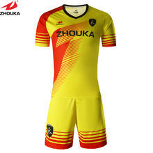 custom soccer t shirt sublimation print soccer jersey designer jerseys tailandia camisetas de futbol maillots de football(China)