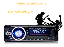 Car Bluetooth V2.0 MP3 / WMA Audio Music Player Support SD Card / USB Flash Disk / FM Transmitter Remote Control Car MP3 Player(China)