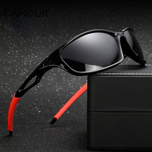 DOW AMOUR Drive Mens Sunglasses Polarized Sunglasses men Brand Sports boating Driving Glasses Goggles Reduce Glare