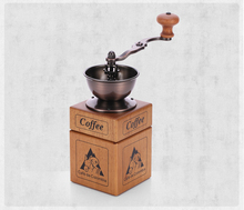 Zinc Alloy Manual Coffee Bean Grinder Hand Coffee Grinder Mill Make Coffee Powder Cast Iron Grinder Core