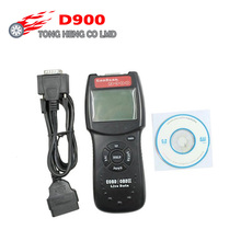 Universal D900 EOBD OBD2 Scanner Car's Engine D900 Code Reader Diagnostic Tool For Multi Brand Cars 2015 Verison In Stock