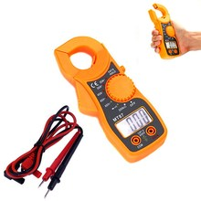 High Quality MT87 LCD Auto Digital Multimeter Electronic Voltage Tester AC/DC Clamp Transistor Meter Diagnostic-tool(China)