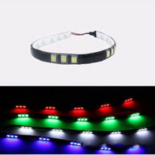 "4PC 12"" Waterproof Boat Navigation LED Light Strip RED & GREEN & Blue & White Marine LED Strips(China)"