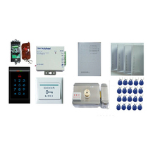 Home Security RFID Card Access Control DIY door bell power supply RFID Tags System