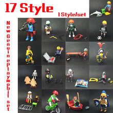 17 Style 7.5cm Germany Genuine Playmobil Dolls Accessory My Secret Princess Castle Action Figure Bricks Toy Gift(China)