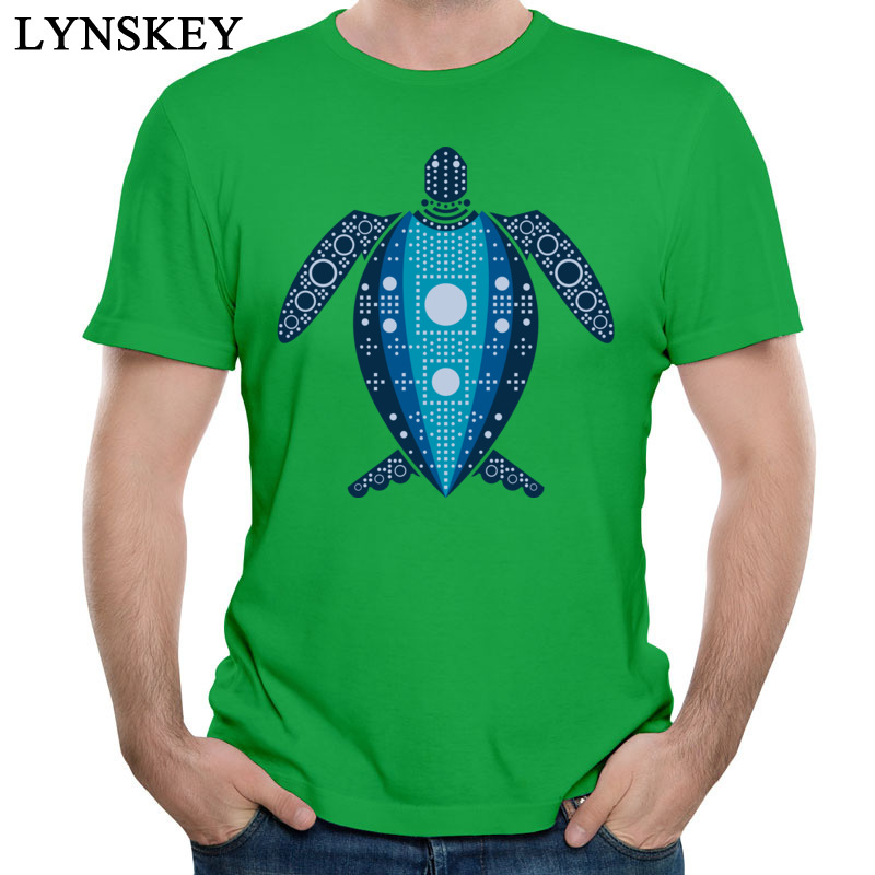 T Shirt Summer Short Sleeve Faddish Crew Neck 100% Cotton Tops Shirts Crazy Summer Autumn Leatherback Sea Turtle Sweatshirts for Boys green