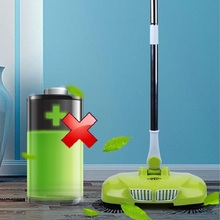 Onezili 2017 New Home Cleaning Tools Handheld Sweeper Broom Mops 360 Degree Rotatable Cleaner for home Hard Floors Dust Cleaner