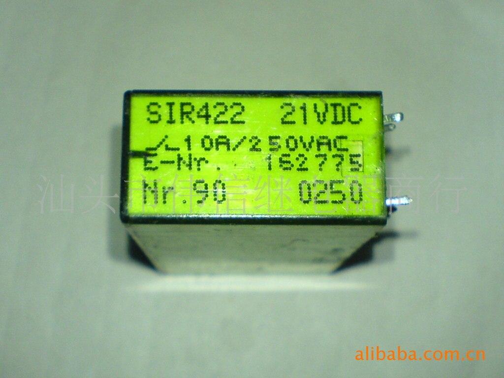 ELESTA  relays  SIR422  21VDC<br><br>Aliexpress