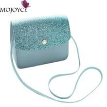 Fashion Girls Glitter Crossbody Bags Handbags Mini Shoulder Messenger Bag  Casual Street Shopping Gift Bags for Women 2018 New 7cfb1f2b7830