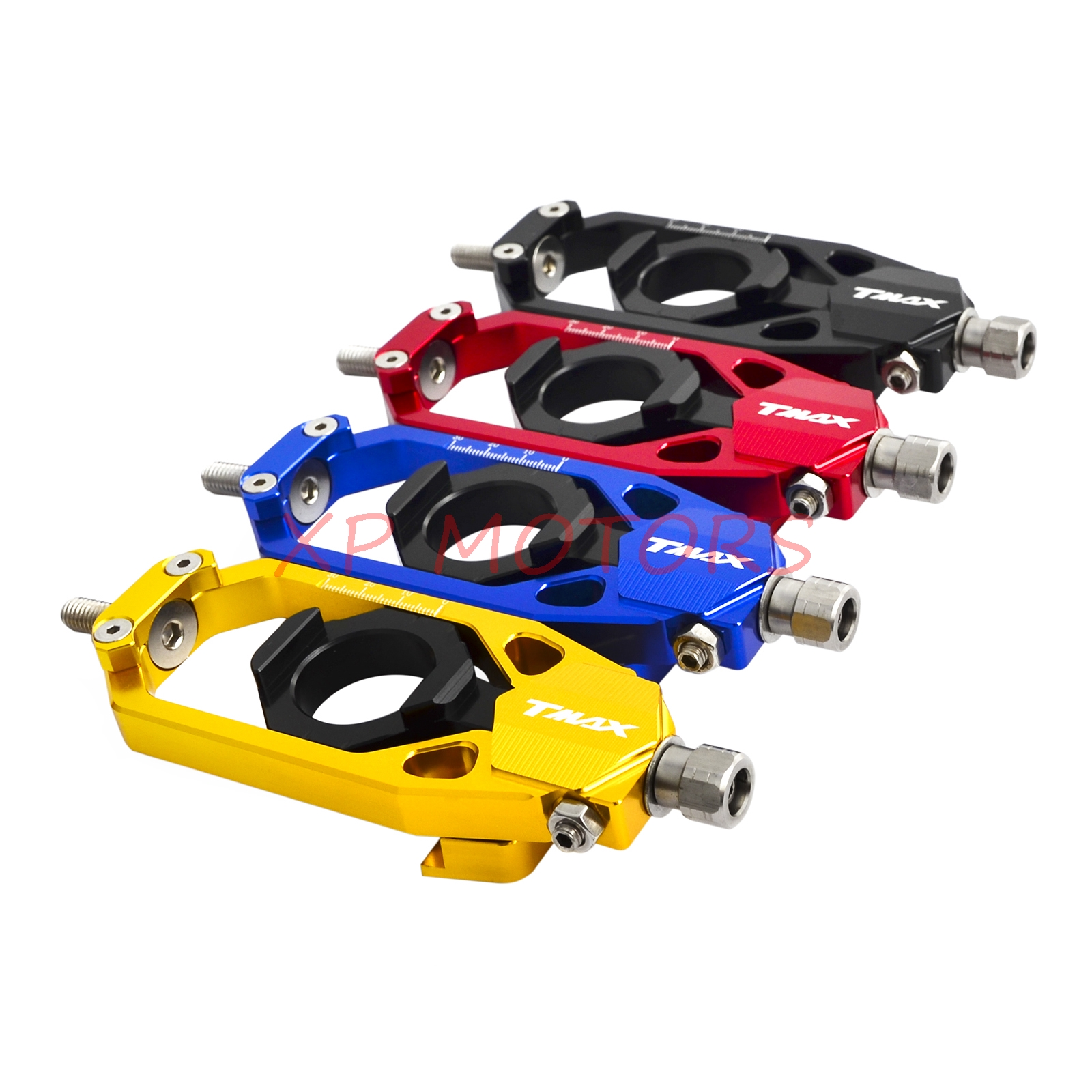 Chain tensioners adjusters Motorcycle chain adjusters For Yamaha T-Max 530 2012-2016 CNC<br>