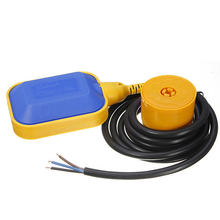 2014 New High Quality Float Switch Liquid Fluid Water Pump Level NO/NC Controller Sensor 74 Cable Best Price(China)