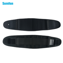 Sumifun women/men Elastic Corset Back Lumbar Brace Support Belt Waist Brace Belt Orthopedic Posture Back Belt Correction Z710(China)