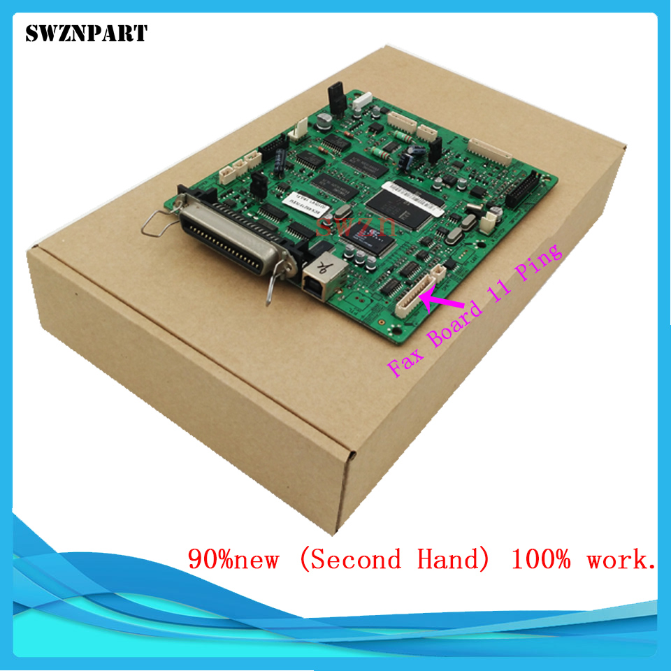 FORMATTER PCA ASSY Formatter Board logic Main Board MainBoard mother board For Samsung SCX-4521F 4521F 4521 11Ping JC92-01726A<br>