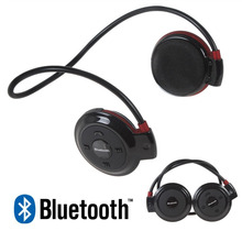 Mini-503 Stereo Bluetooth Earphone Universal Sport Headset Music Headphone with Built-in Microphone for Cell phones for iphone