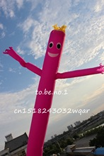 Sky Dancer Air Dancer Inflatable Toys 6M 20FT Inflatable Tube NO Blowers Inflatable Toys Shop ads sign SHS-007(China)