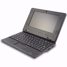 7 Inch notebook Android laptop HDMI Laptop inch Dual Core Android 4.4 VIA 88801.2GHZ HDMI Wi-fi Mini Netbook(China)