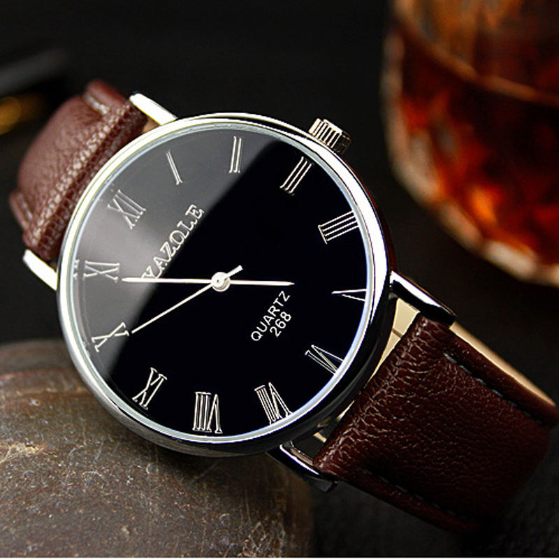 YAZOLE Wrist Watch Men Top Brand Luxury Famous Wristwatch Male Clock Quartz Watch Hodinky Quartz-watch Relogio Masculino 268<br><br>Aliexpress