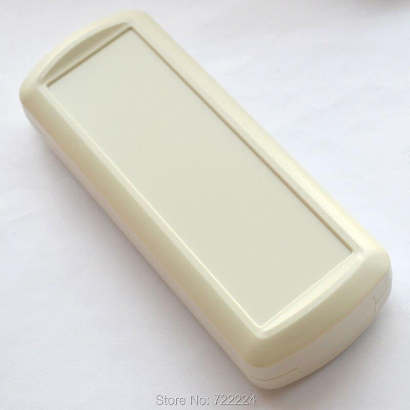 10 pcs/lot 160*60*26.5mm electronic project handheld plastic PCB enclosure Housing DIY control box switch outlet junction case<br>