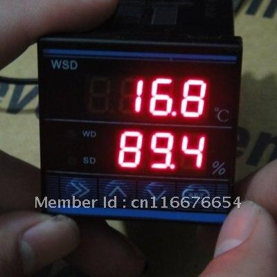 72*72 mm Digital Temperature and Humidity Controller TDK0302LA<br>