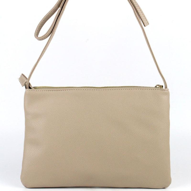 hot sale Women Fashion Double Zipper Shoulder Messenger Bag Purse Envelope Clutch Bag lady famous branded chain crossbody bags<br><br>Aliexpress