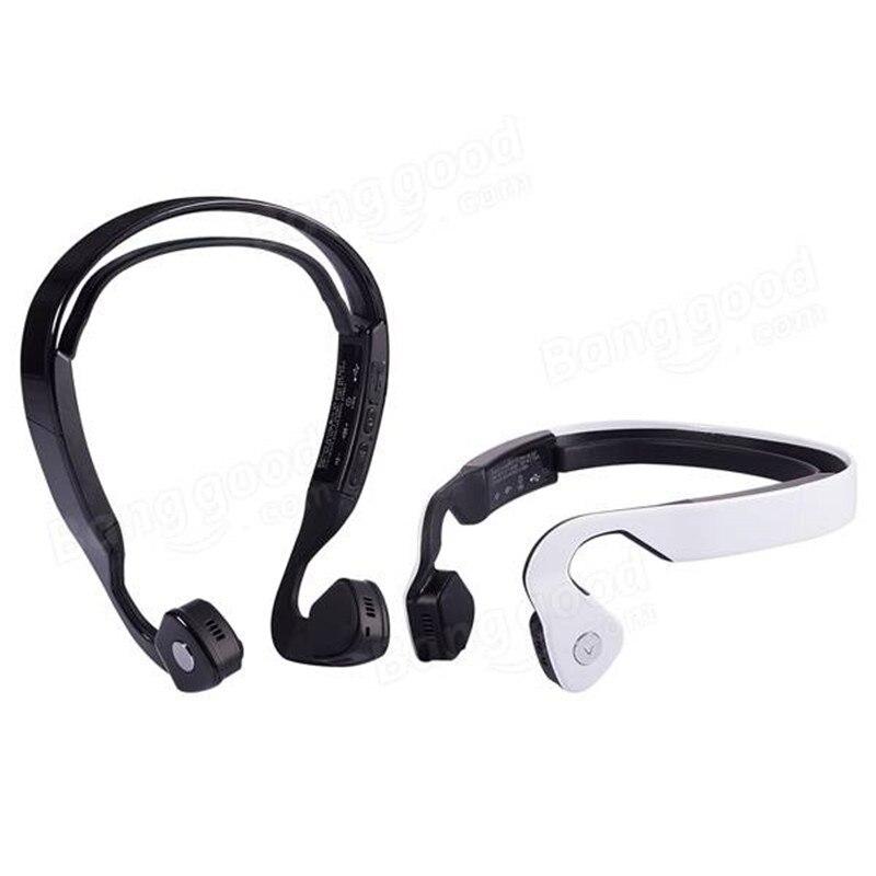 New Smart Bluetooth Wireless Stereo Headset Earphone Sports Running Music Bone Conduction Headphones For Cellphone<br><br>Aliexpress