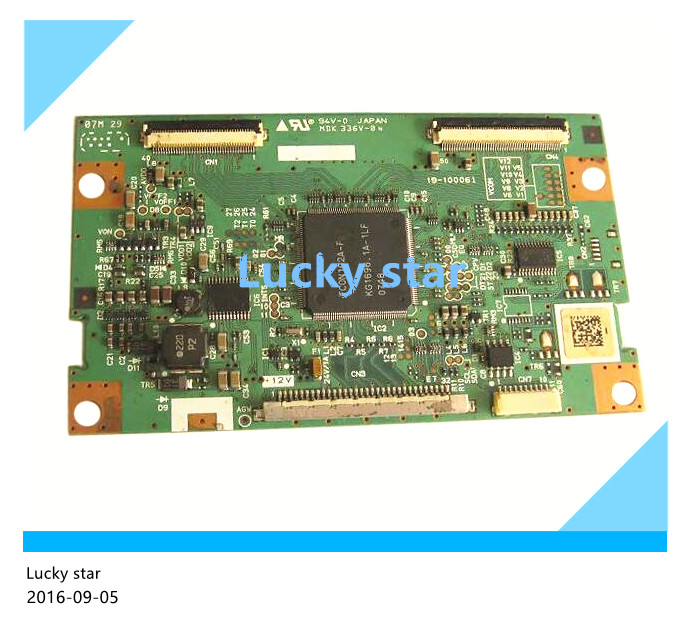 Original LOGIC BOARD TC-32LX70D MDK 336V-ON.19-100061 AX080B002A screen<br>