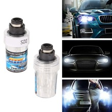 2pcs 12V 35W Auto D2S HID Xenon Bulb 5000K Xenon Replacement 5000K Xenon HID Bulb for Car Headlight Lamp for HID Light Bulbs