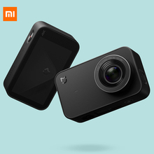 Original Xiaomi Mijia Mini Sport Action Camera 4K Video Recording 145 Wide Anglen App Control Touch Screen WiFi Digital Cameras(China)