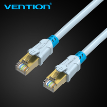 Vention CAT6 Shielded Twisted Pair Ethernet Network Cable 1m 1.5m 2m 3m RJ45 Patch Cord Cable For Computer Laptop Router Cable(China)