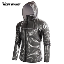 WEST BIKING waterproof mountain bike raincoat cycling clothing bike bicicletas raincoat/windbreaker Cycling Rain Jacket Jerseys