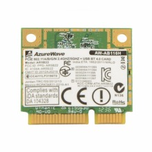 Network Wireless WiFi Card 802.11N 1202 AR5B22 For Gateway ZX4270 Laptop Network Cards(China)