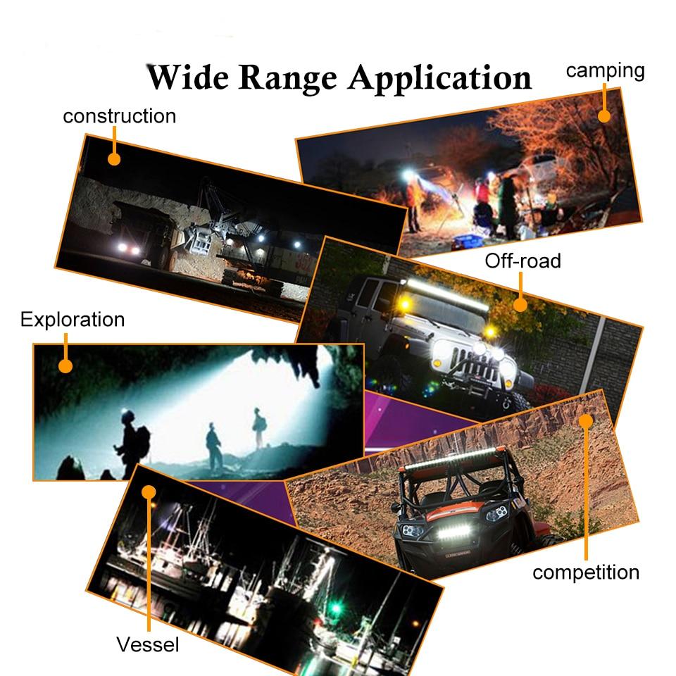 LDRIVE-Tri-row-20-270W-LED-Work-Light-Bar-Combo-Beam-LED-Bar-12V-24V-Off