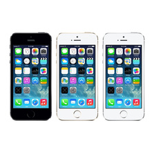 "Buy Original Apple Iphone 5S Unlocked Cell Phone 4.0"" Apple A7/M7 CPU iOS 1GB RAM 16GB/32GB/64GB ROM Touch ID Fingerprint for $148.00 in AliExpress store"