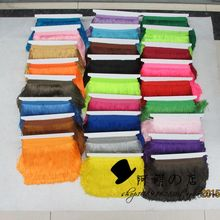 10 Yard/Lot 15CM Long Polyester Tassel Fringe lace Trim  Ribbon Sewing Latin Dress Stage Garment Curtain DIY Accessories
