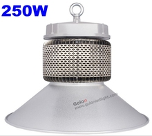 250W led light for warehouse highbay lamp PhilipsSMD3030 Meanwell driver replace 1000w high bay lighting DHL Fedex free 250W LED