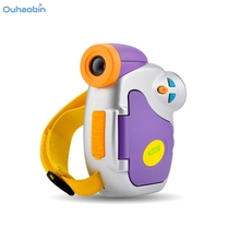 Ouhaobin Children's Digital Camera 1.5 Inch Mini LCD Camera HD 500W Digital Camera Kids Funny Children Automatic Camera Nov6(China)