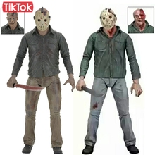 Friday The 13TH Part3 3D Freddy Vs Jason The Final Chapter Cartoon Toy PVC Action Figure Model Doll Gift
