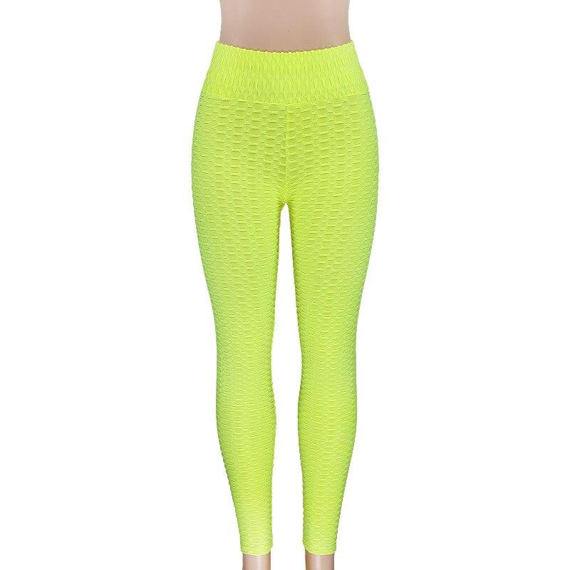 Women's High Waist Fitness Leggings, Fashion Push Up Spandex Pants, Workout Leggings 20