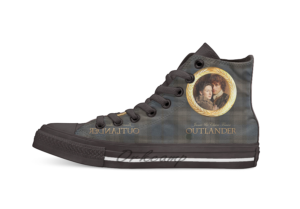 Canvas Shoes Jamie Plaid Claire Novelty-Design Casual on Fraser title=