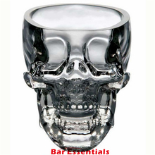 Creative Designer Special Transparent Crystal Skull Glass